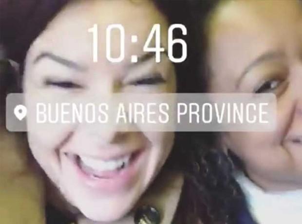 Fernanda Souza e Aretha Oliveira (Foto: Reprodução)
