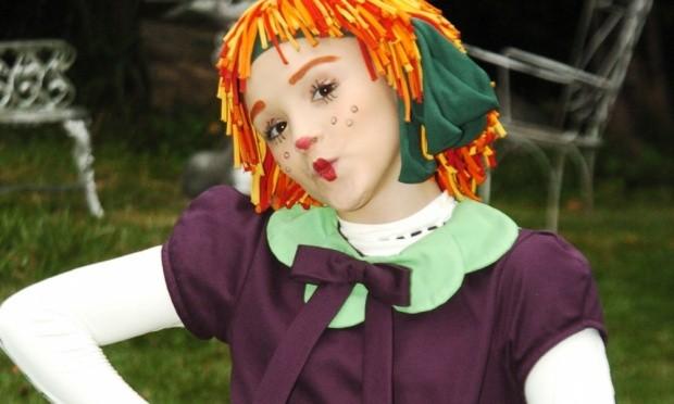 """A atriz começou a carreira como a boneca Emília do Sítio do Pica-pau Amarelo: """" (Foto: Renato Rocha Miranda/ TV Globo)"""