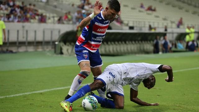 Fortaleza x Confiança - Campeonato Brasileiro Série C 2016 ... a836f1dfe55f0
