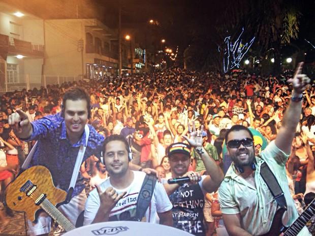 Banda Zullubaba começou em Varginha (MG) e há 9 anos agita o carnaval (Foto: Divulgação)
