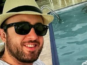 Maurício diz que aderiu a barba há quase dez anos (Foto: Arquivo Pessoal/Maurício José Cassettari Godoy)