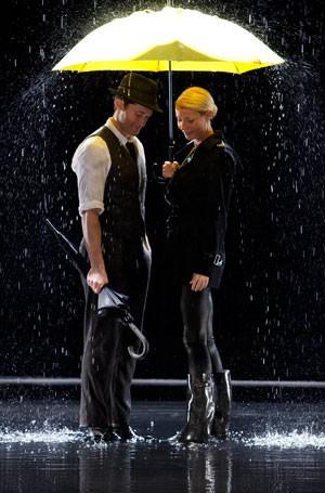 Gwyneth cantou mashup de Umbrella (Foto: Divulgação / Twentieth Century Fox)
