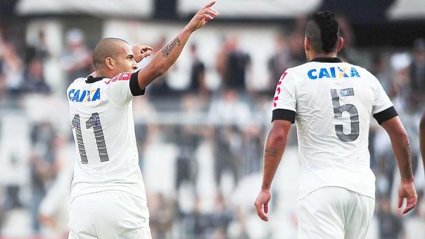 Emerson Ralf Corinthians x Ponte Preta (Foto: Marcos Ribolli / Globoesporte.com)
