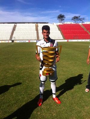 Guilherme Costa taça bh Vasco (Foto: Divulgação / FD Assessoria)