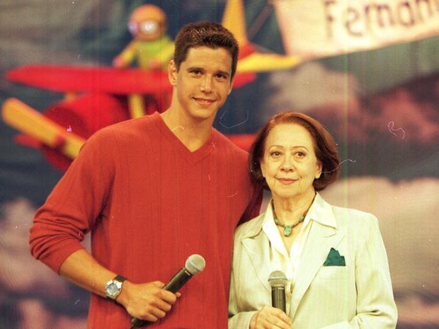 Fernanda Montenegro (Foto: CEDOC/TV Globo)