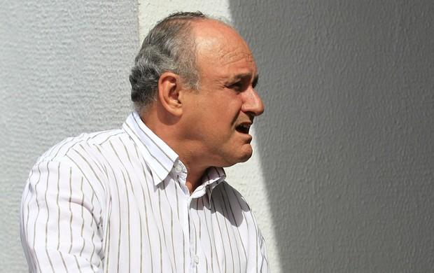 valdivino de oliveira, presidente do atlético-go (Foto: Wildes Barbosa / O Popular)