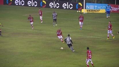 Os melhores momentos de Botafogo 1 x 0 Juazeirense pela 2ª fase da Copa do Brasil