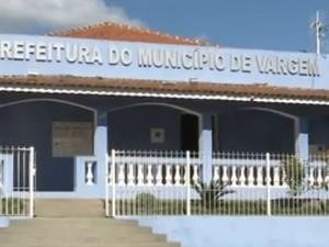Prefeitura de Vargem (Foto: Reprodução/TV Vanguarda)