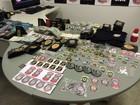 Trio preso no Ceará fingia ser da polícia, falsificava e vendia distintivos