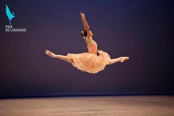 Ela foi venceu uma edio do  Festival de Lausanne, na Sua, celeiro de novos talentos do ballet internacional (Foto: Divulgao)