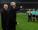 Com Vardy expulso e Ranieri irado, Leicester empata, mas fica ameaçado