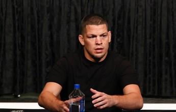 Nate Diaz diz que acabaria com Conor e Floyd Mayweather na mesma noite