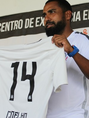 Coelho sub-20 Corinthians (Foto: Ag. Corinthians)