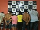 Operação da Denarc prende quadrilha chefiada pelo 'Gordo do Tráfico'