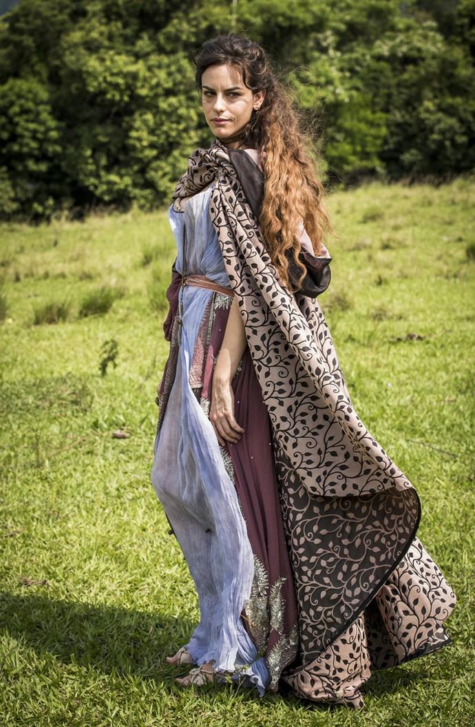 Luisa Micheletti está na próxima novela das 6, 'Novo Mundo' (Foto: Globo/ César Alves)