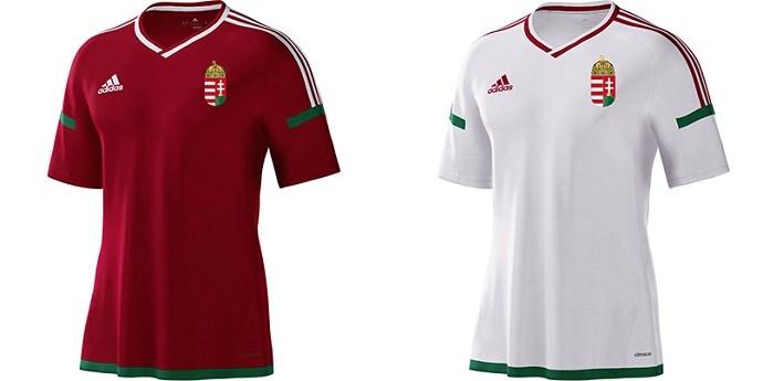Camisas Eurocopa hungria