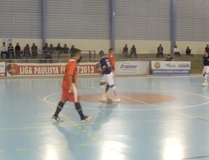 mogi x barueri liga paulista de futsal (Foto: Petterson Rodrigues)