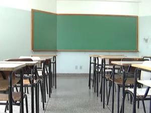Em MS, faltam alunos interessados em cursos profissionalizantes (Foto: Reprodução/TV Morena)