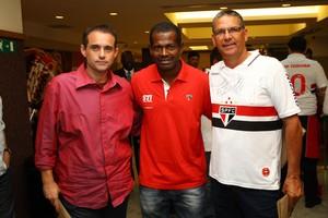 Vitor São Paulo (Foto: Fernando Nunes / saopaulofc.net)