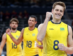 vôlei Murilo Endres Olimpíadas (Foto: Getty Images)