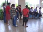 Transportadores escolares cobram pagamento de salários em Santarém