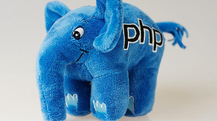 O elefante do PHP é uma pelúcia cobiçada pelos desenvolvedores da linguagem. (Foto: divulgação)