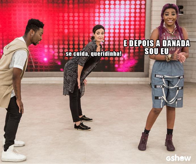 Meme do Gshow (Foto: Gshow)
