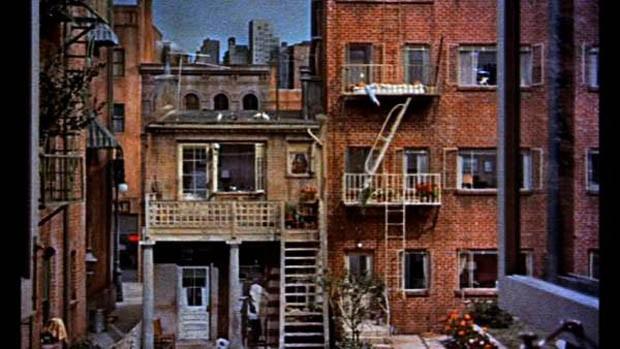 A arquitetura nos filmes de Alfred Hitchcock (Foto: Divulgação)