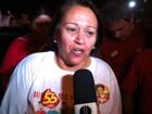 'Sou a primeira senadora do RN de origem popular', diz Fátima