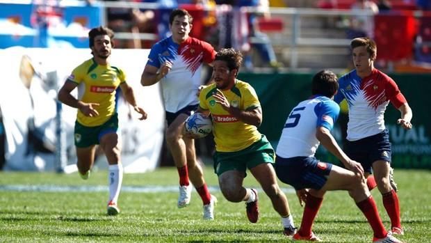 Irmãos representam São José Rugby na Olimpíada (World Rugby/Divulgação)