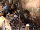 Operação retira 120 toneladas de lixo de casa durante 16 dias de limpeza