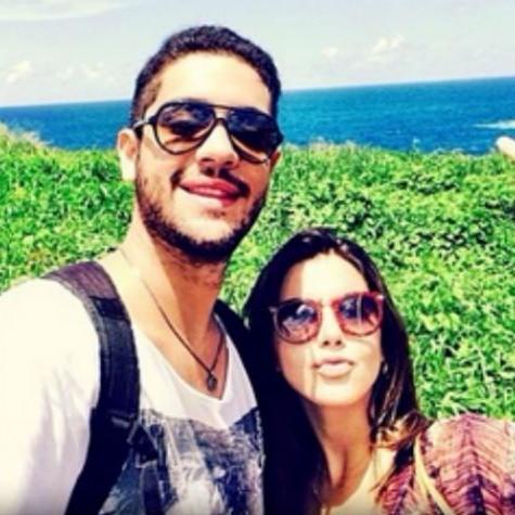 Miguel Rômulo e Giovanna Lancellotti (Foto: Reprodução)