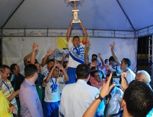 Mãe Luiz - Copa Natal de Futebol Sub-17 (Foto: Marco Polo)