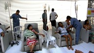 Serviço médico gratuito pra pessoas com suspeita de dengue começa a funcionar em SP