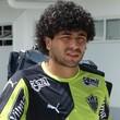 Luan, atacante do Atlético-MG (Foto: Tayrane Corrêa)
