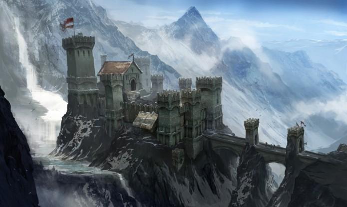 A Fortaleza do Céu (Foto: Divulgação)