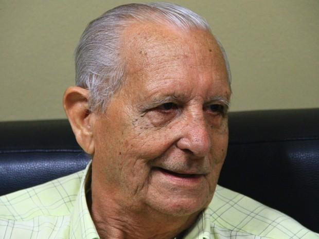 Historiador Wills Leal (Foto: Rizemberg Felipe/Jornal da Paraíba)