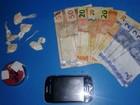 Homem é preso com cocaína no bairro Monte D'Ouro, em Valença, RJ