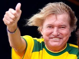 Marinho Chagas é destaque no 'Lembra dele?' (Foto: Canindé Soares/G1)