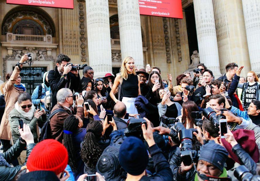 Paris Fashion Week (Foto: Divulgação)