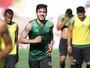 """Everton Santos comemora folga diante do Salgueiro: """"Momento certo"""""""