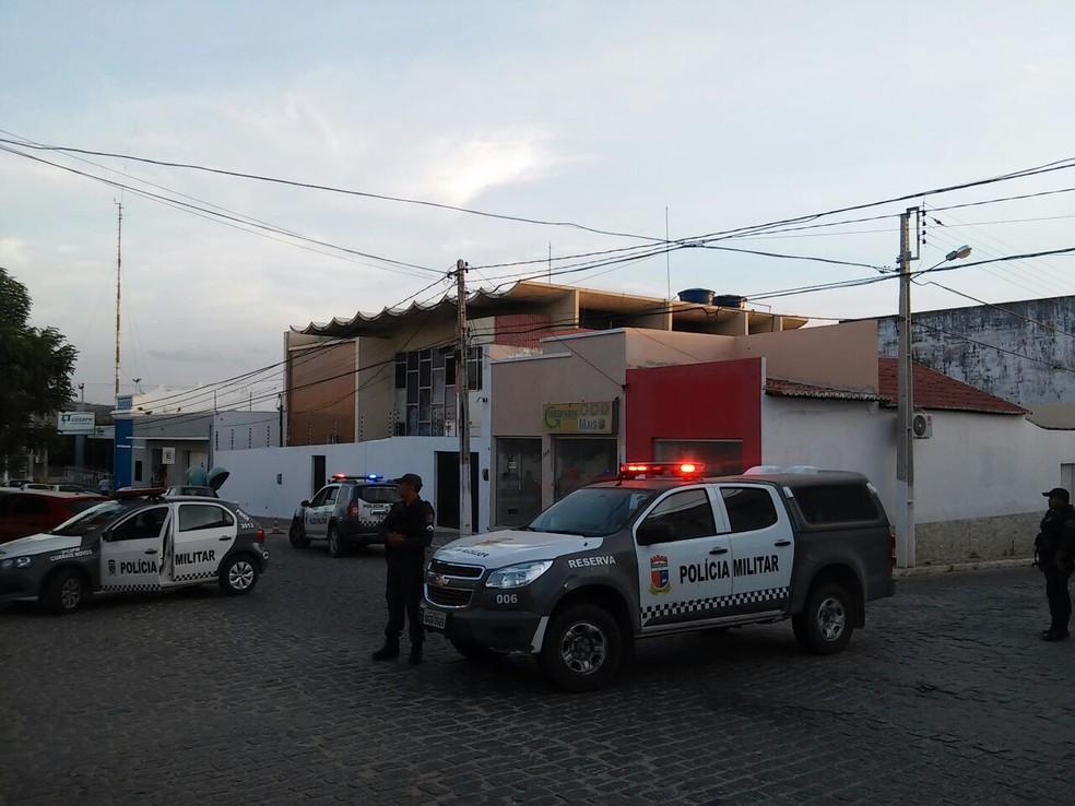 A Sejuc ainda não confirmou como os detentos escaparam  (Foto: Marcelo Augusto )
