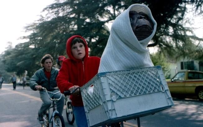 E.T.  O Extraterrestre (1982) (Foto: Divulgao)