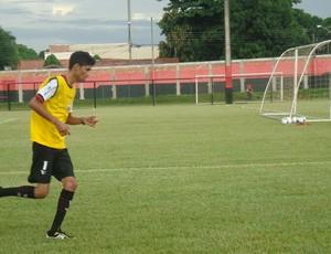 Jorginho, meia do Atlético-GO (Foto: Guilherme Gonçalves/Globoesporte.com)