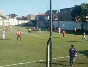Com novo técnico, Rio Branco VN bate o Vilavelhense e é vice-líder da Série B (Foto: Reprodução/Fúria Tricolor)
