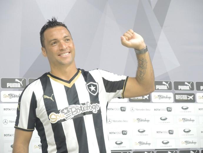 Daniel Carvalho (Foto: Igor Rodrigues/GloboEsporte.com)