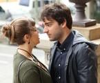 Alice Wegmann e Humberto Carrão em 'A lei do amor' | Carol Caminha/Gshow