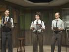 Teatro Luiz Mendonça recebe a comédia musical 'Caros Ouvintes'