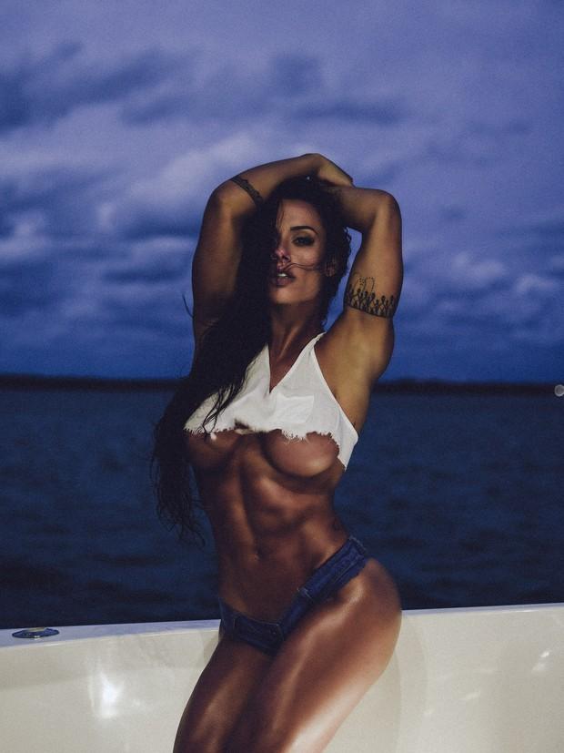 Sue Lasmar (Foto: Mike Ohrangutang/ MF Models Assessoria)