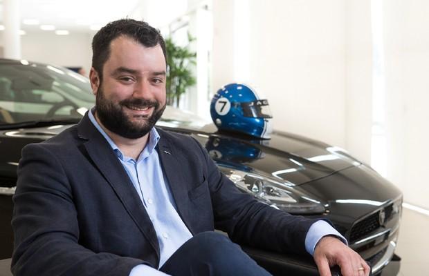 César Pieri, designer da Jaguar (Foto: Divulgação)